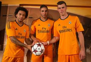 Bale, Benzema dan Marcelo