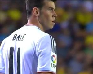 Bale menentang Villareal