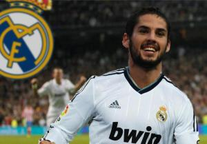 Isco - permata baru Real Madrid