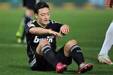 Mesut Ozil, bekas playmaker Real Madrid