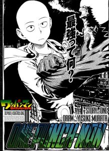 one punch man - hero unggul