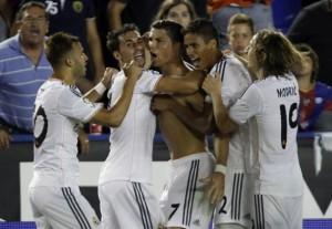 Cristiano-Ronaldo jaringkan gol kemenangan