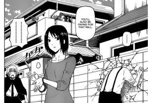 Misaki membelasah Akinori