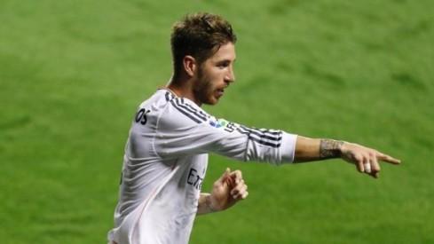 Sergio-Ramos- gol penyamaan Real Madrid