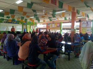 Kelas di Tanjung Keling