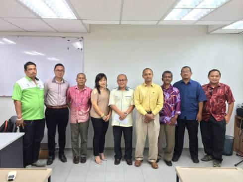 Bersama Agensi Pelancongan dan Pengarah Tourism Malaysia